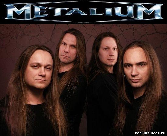 скачать Metalium дискография торрент - фото 5